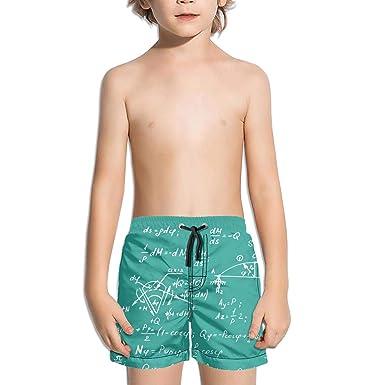 Ouxioaz Boys Swim Trunk American Flag Backgrounds Beach Board Shorts