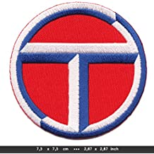 TALBOT Iron Sew On Cotton Patches Automobiles Cars Rally Motor Sports Sunbeam Lotus by RSPS Embroidery n Decals