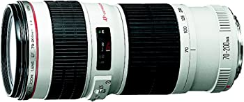 Canon EF 70-200mm f/4 L IS USM Lens for Canon DSLR Cameras