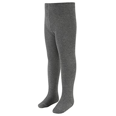 2f752ff86d9b7 TEEN WINTER WARM GIRLS UNIFORM SUPER SOFT SCHOOL TIGHTS 7-8 YEARS GREY (2  PAIRS): Amazon.co.uk: Clothing