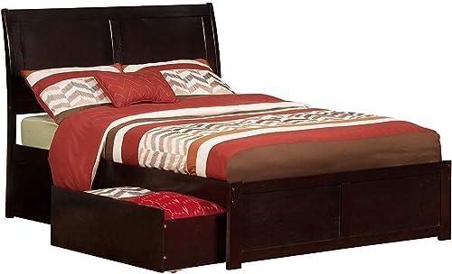 Atlantic Furniture Portland Platform Bed