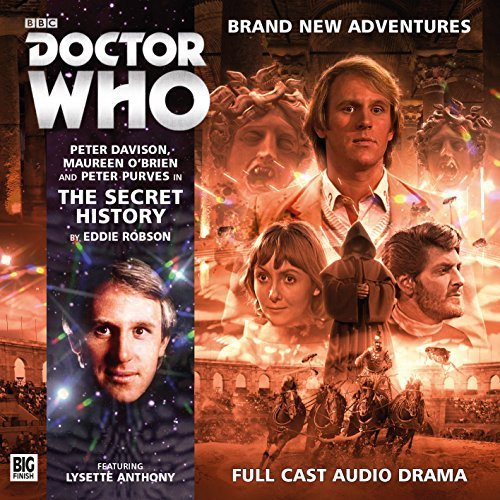 The Secret History (Doctor Who) by Eddie Robson (2015-06-30)