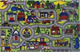 Fun Rugs Fun Time Driving Time Novelty Rug, 39 x 58, Multicolor