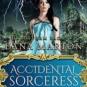 Accidental Sorceress Hörbuch