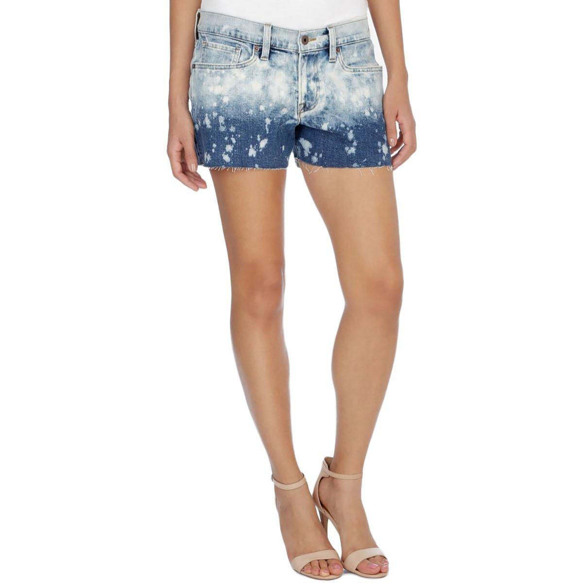 Lucky Brand Women's The Cutoff Jean Short, Santa Barbara, 29