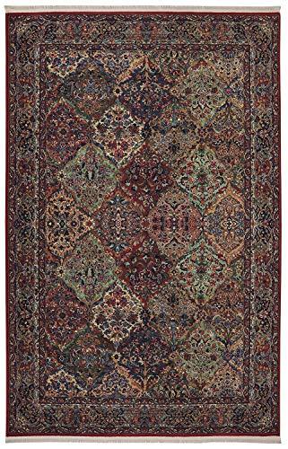 Karastan Multi Panel Kirman Rug Rug Size 8 8 x 10 6