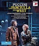 Music : Puccini:  La Fanciulla del West [Blu-ray]