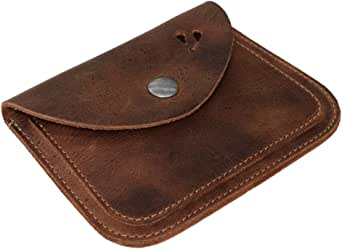 Hide & Drink, Leather Wallet Cut Out Design/Card Holder/Pouch/Money Organizer/Travel/Accessories, Handmade Includes 101 Year Warranty :: Bourbon Brown