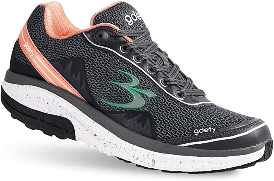 3. Gravity Defyer Proven Pain Relief Women's G-Defy Mighty Walk
