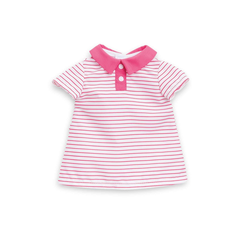Amazon.es: Corolle- MC Robe Polo-Rose Vestido, Color Rosa, 0 ...