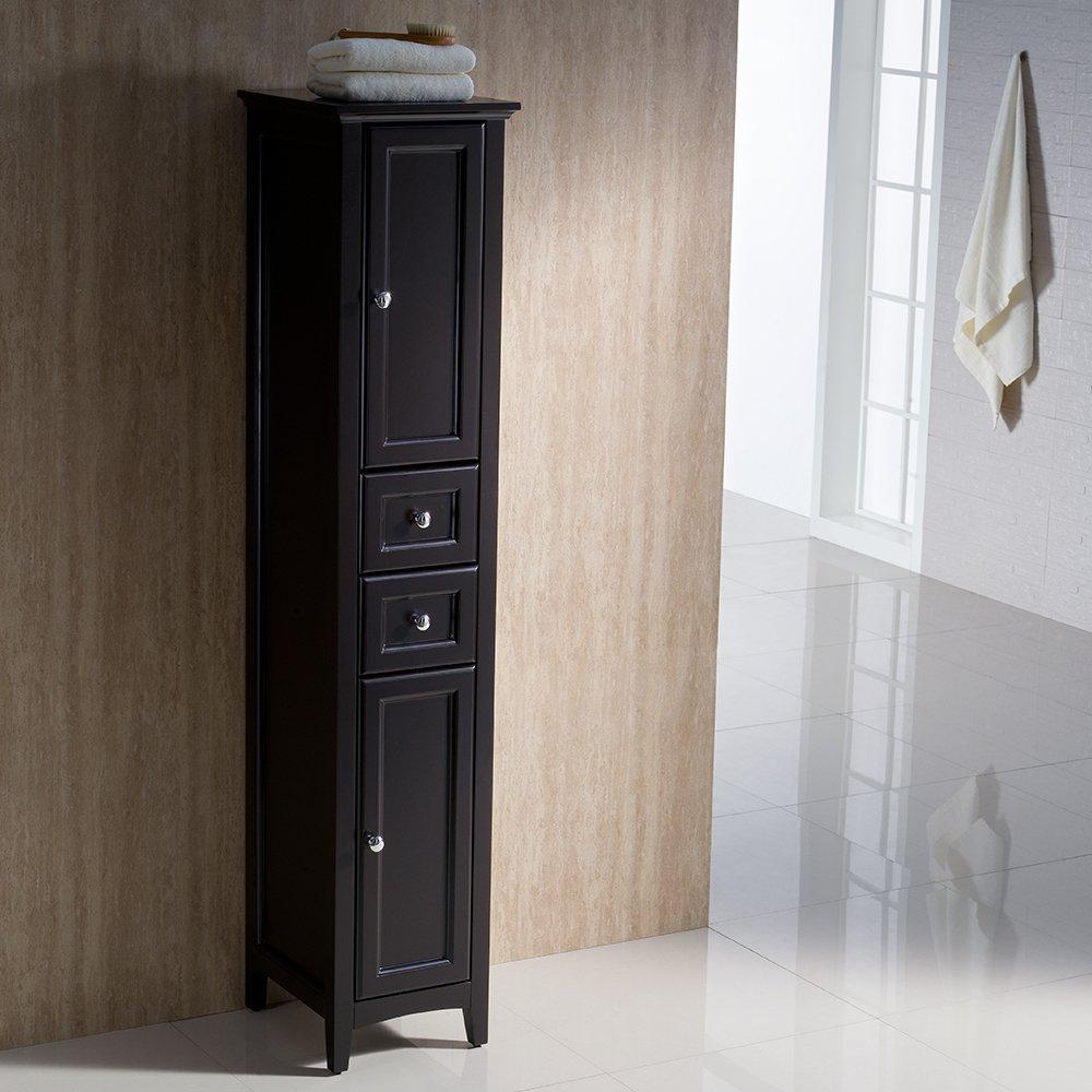 Fancy Bathroom Linen Cabinet Ensign - Home Design Ideas and ...