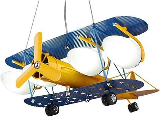 Plafonnier enfant avion