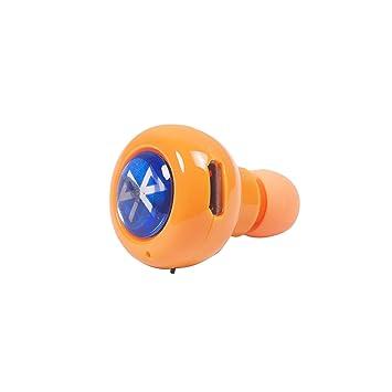 Mini auricular inalámbrico Bluetooth, de la marca Ovleng, para teléfonos móviles, modelo S520: Amazon.es: Electrónica