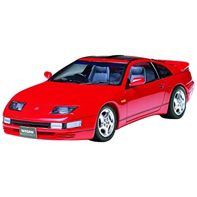 Tamiya Nissan 300zx Turbo 1/24 Scale Model Kit 24087: Toys & Games