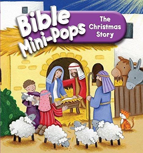 The Christmas Story (Bible Mini-Pops) (Stories Bible Christmas)