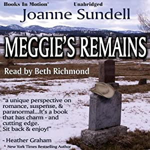Meggie's Remains Audiobook