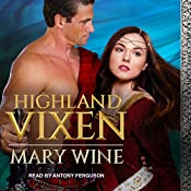 Highland Vixen: Highland Weddings Series, Book 2 | Mary Wine