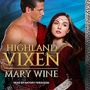 Highland Vixen Audiobook