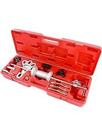 Capri Tools 8-Way Slide Hammer and Puller Set