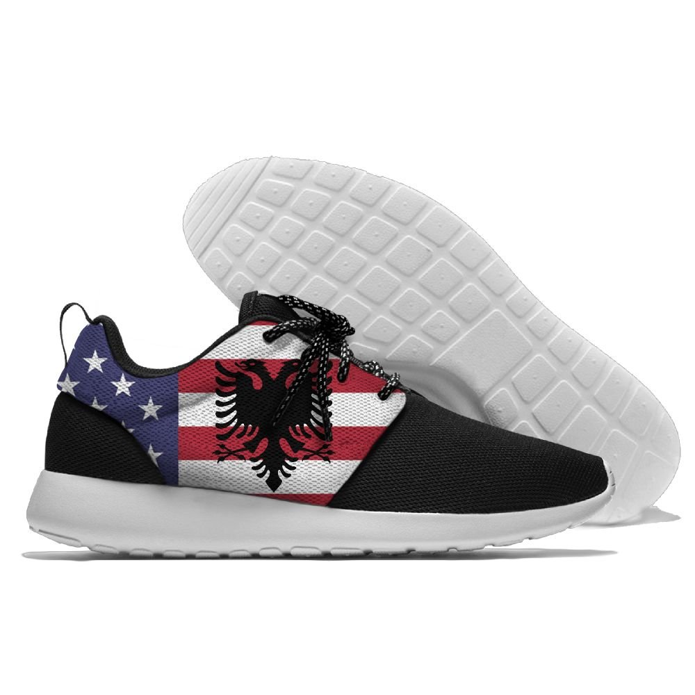 Albanian Eagle Sneakers Running Shoes Athletic Shoes Unisex Lightweight Sneakers