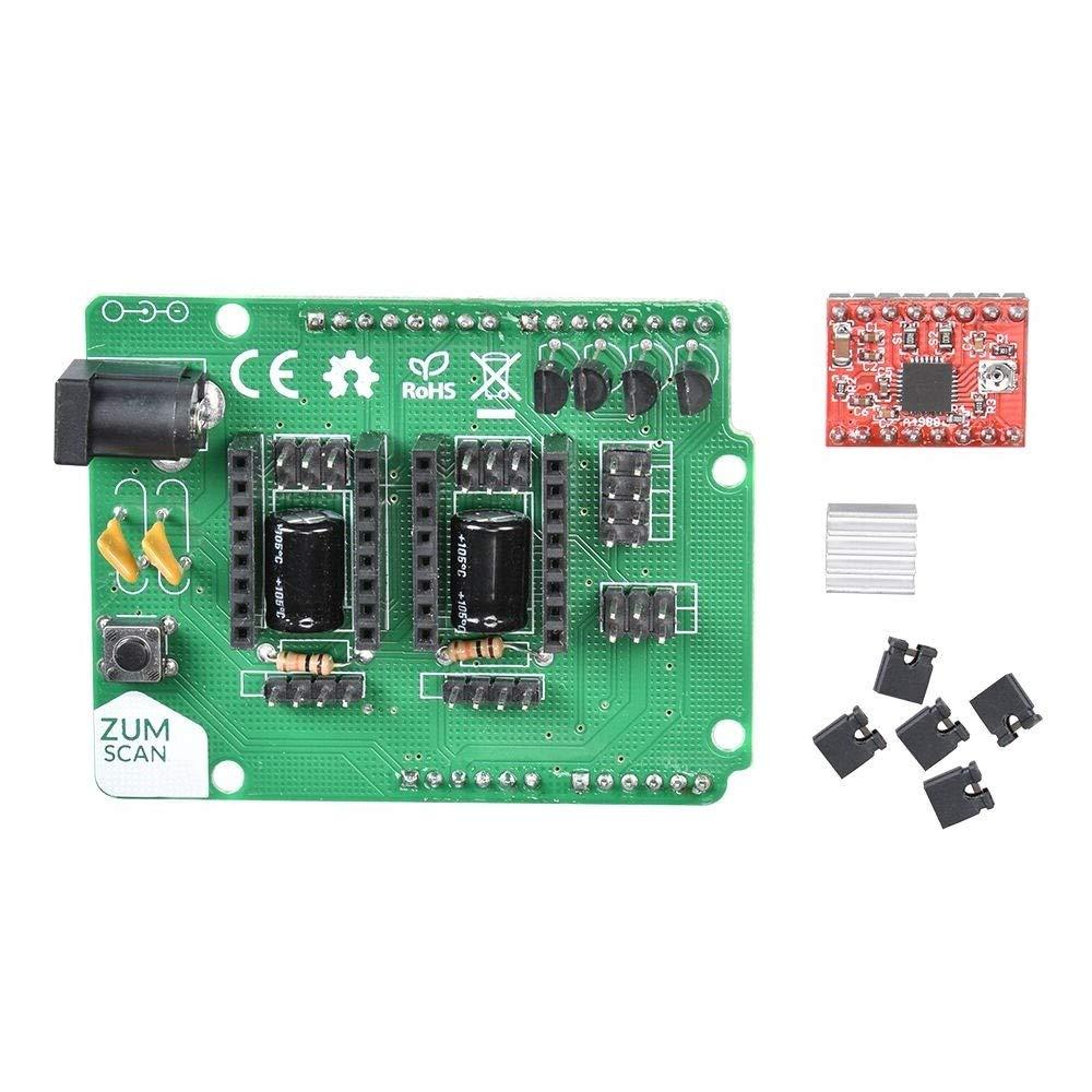 Para Scan Shield para ciclop 3d de escáner: Amazon.es: Informática