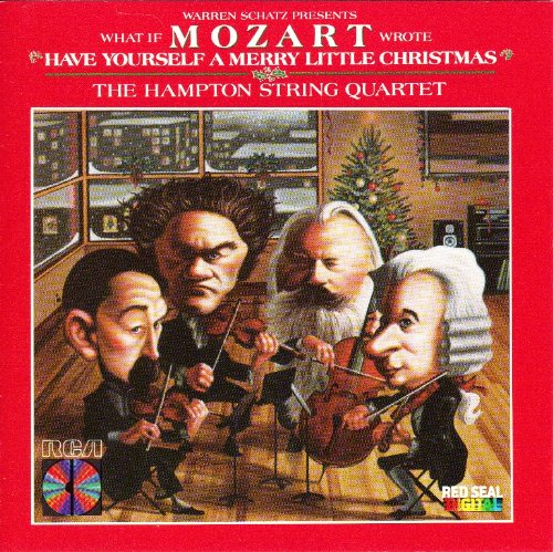 Price comparison product image What If Mozart Wrote Have Yourself a Merry Little Christmas