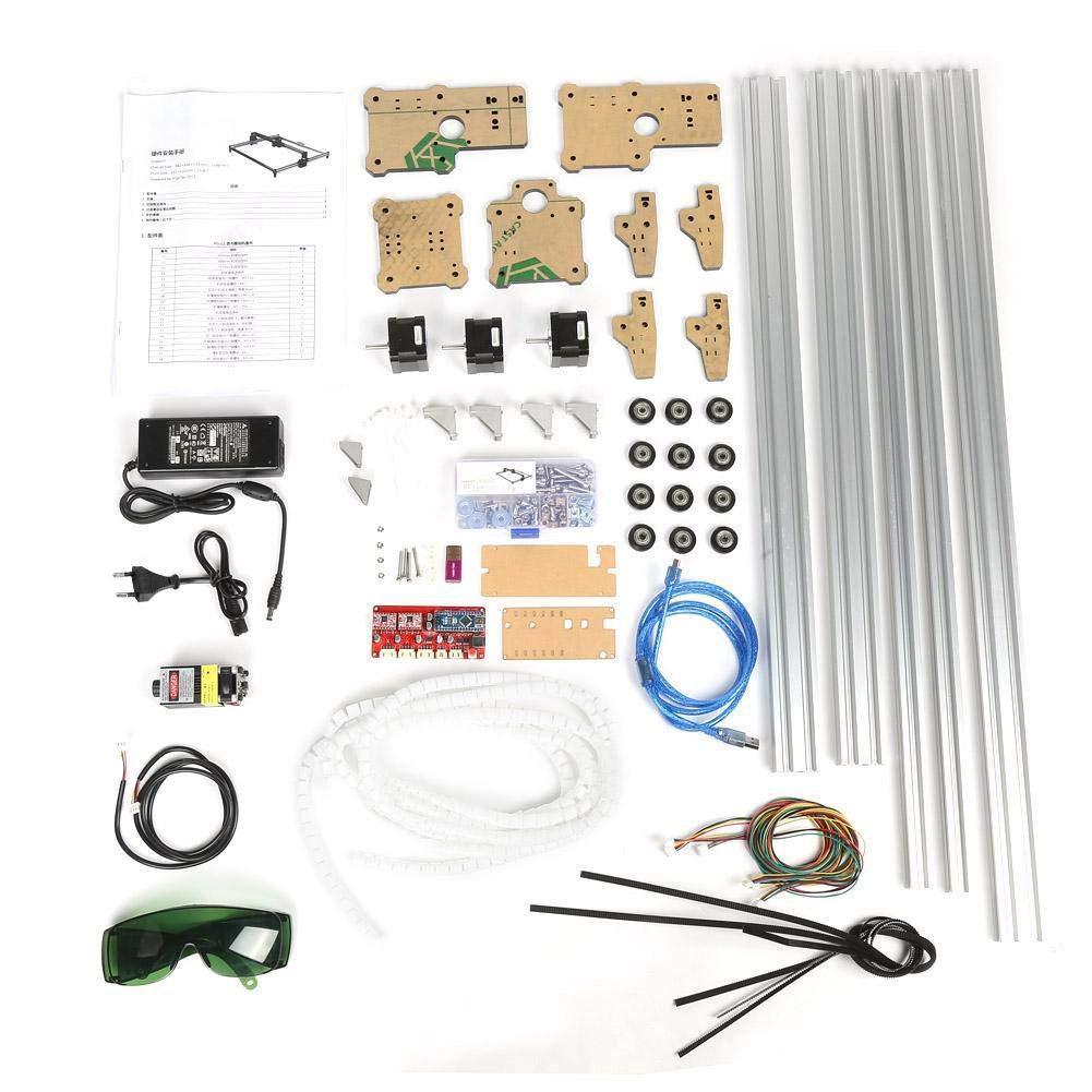 Mini máquina de grabado de 500 mW, Plotter de escritorio Kit de ...