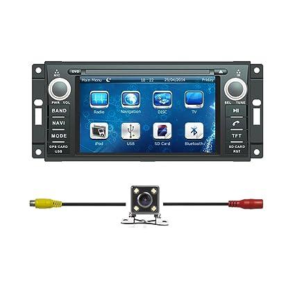 amazon com bluelotus reg 6 2 car gps navigation system car dvd rh amazon com Jeep Wrangler Vehicle 2009 Jeep Wrangler Unlimited