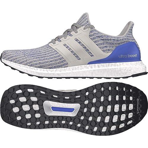 new product 40812 ba5a4 Adidas Ultraboost, Zapatillas de Trail Running para Niños, Blanco  (BlatizPertizCarbon 000), 36 23 EU Amazon.es Zapatos y complementos