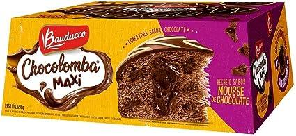 Colomba Pascal Recheada Sabor Mousse 650g - Bauducco: Amazon.com.br: Alimentos e Bebidas