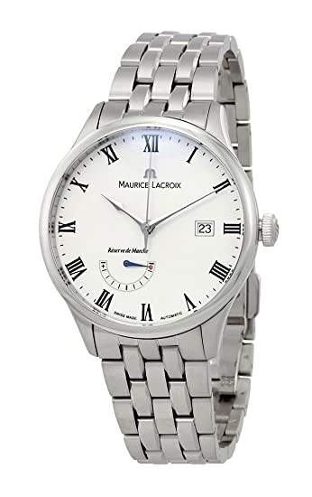 Reloj Automático Maurice Lacroix Masterpiece Réserve de marche ... f0873d03f0fb