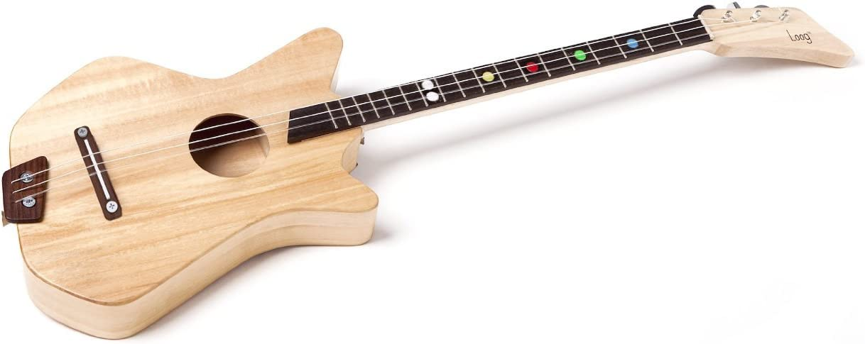 loog II guitarra, Natural: Amazon.es: Instrumentos musicales