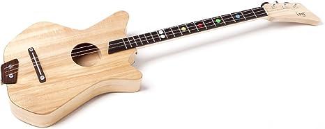 Loog LG02 - Guitarra acústica de 3 cuerdas, para niños, natural ...