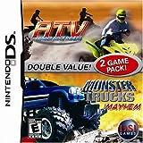 monsters inc ds - ATV Thunder Ridge Riders / Monster Trucks Mayhem
