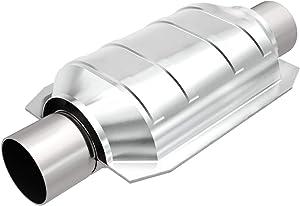 MagnaFlow 91004 Universal Catalytic Converter (Non CARB Compliant)