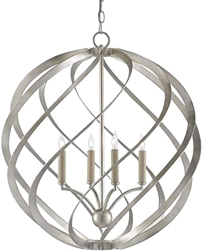 Currey Company Lighting Roussel Orb Chandelier