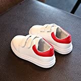 Baby Toddler Boys Girls Sport White Shoes Sneaker 1-6 Years Old Kids Fashion Solid Casual Sneaker...