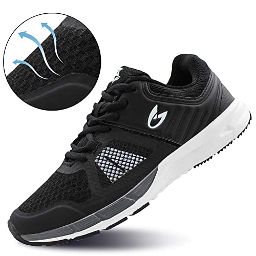 a160c39dc4959 CIG Men's Running Shoes for Men Sport Shoes Mesh Ultra Lightweight  Breathable Athletic Running Walking Gym Shoes