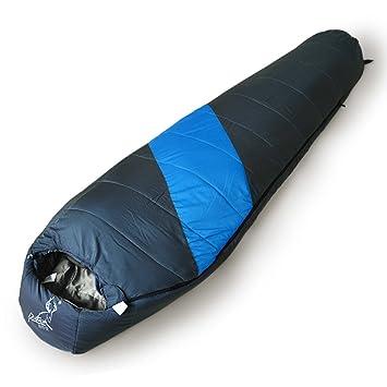 DHWJ Pluma Abajo,Sacos de Dormir/Aire Libre,Adulto,Gruesas,Camping,Ultra-luz,Portátil,Suministros para Exteriores-B: Amazon.es: Deportes y aire libre