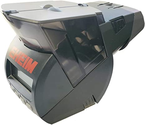 Eheim Twin Automatic Feeder Battery Operation Pet Self Feeders Pet Supplies