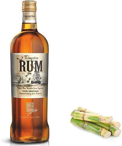 Rum Jamaica Oscuro 1 l: Amazon.es: Alimentación y bebidas
