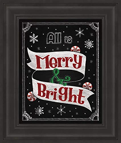 Christmas Chalkboard.Amazon Com Christmas Chalkboard Ii By Elyse Deneige Fine