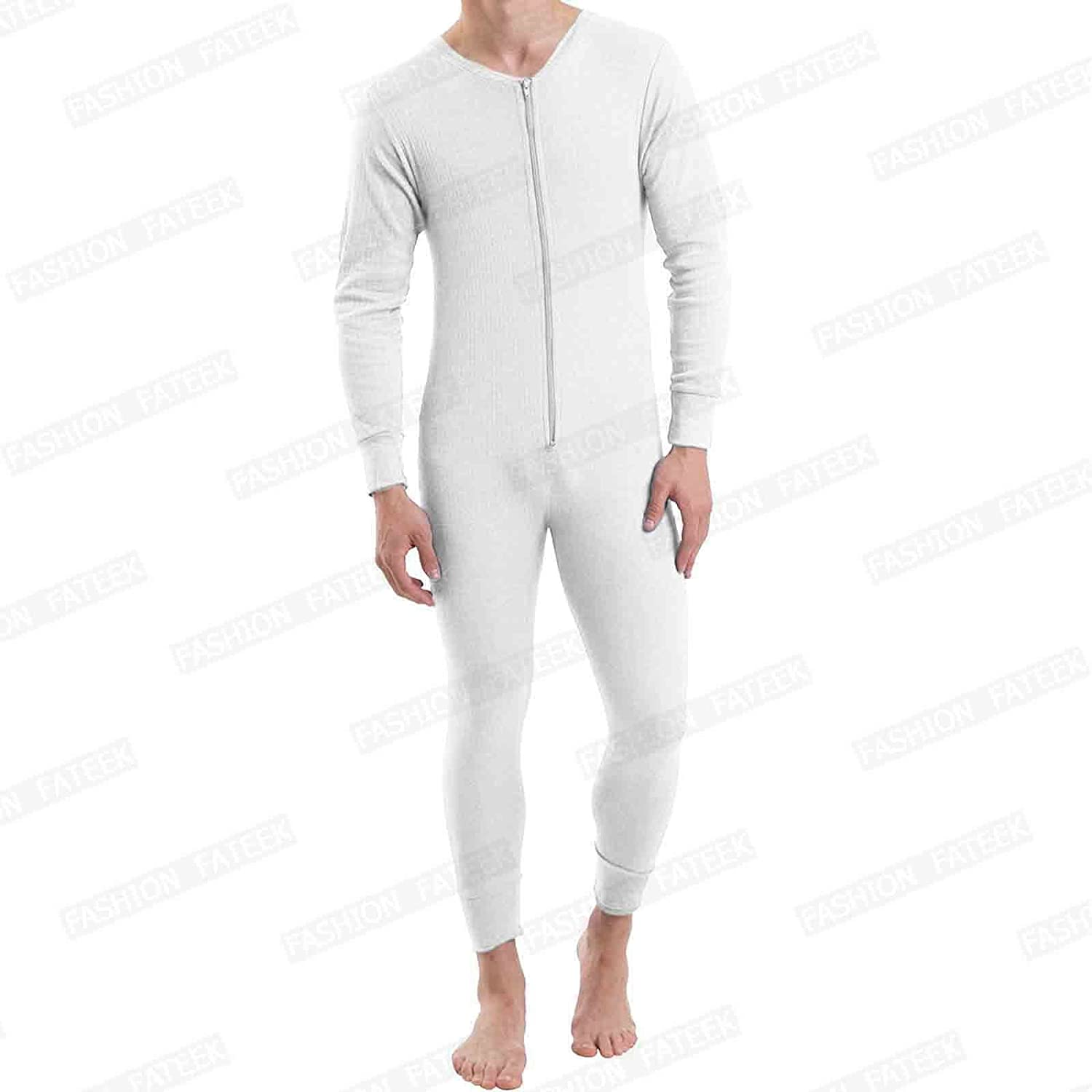 All In One Thermal Underwear Boiler/Union Suit, Various Sizes ...