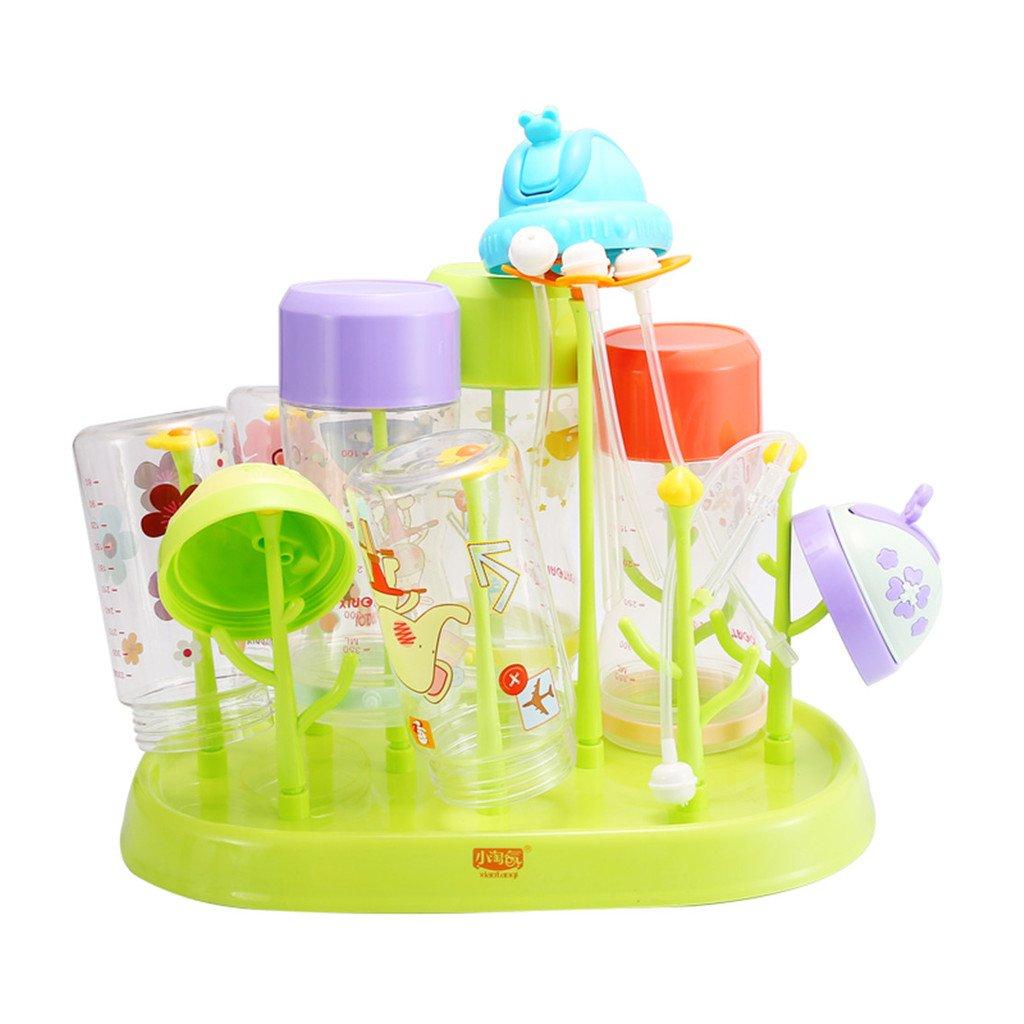 Chilsuessy MultiDry Trockenst/änder Trocknen f/ür Baby Flaschen und Zubeh/ör,BPA-frei