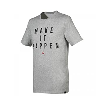 Make Happen Michael Tee Nike Fit Maillot Dri Manches It Jordan xsrChQdt