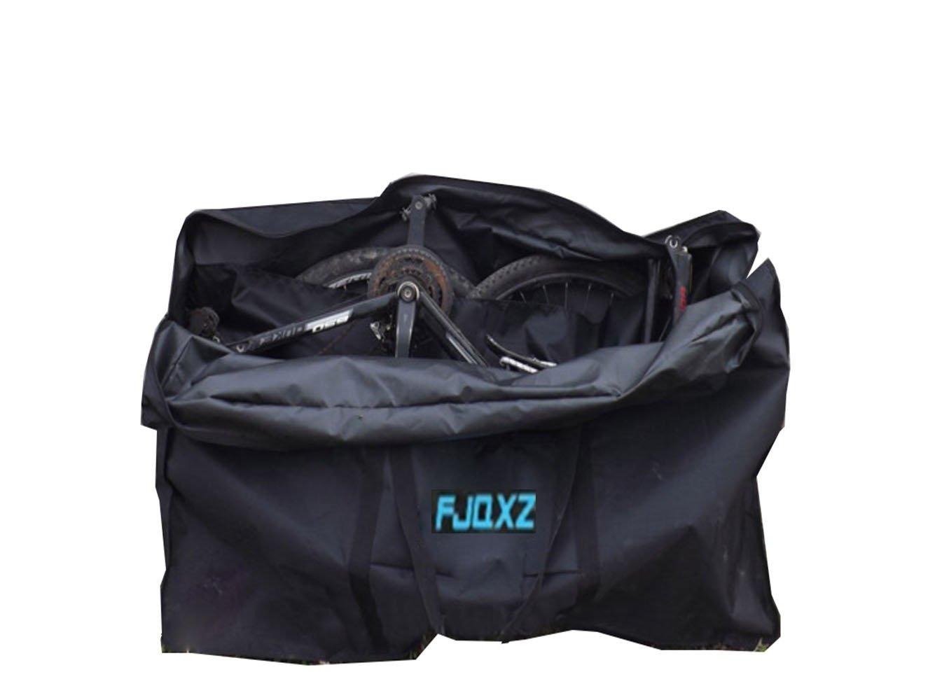 Generic Bike Travel Bag Bicycle Bag 2 in 1