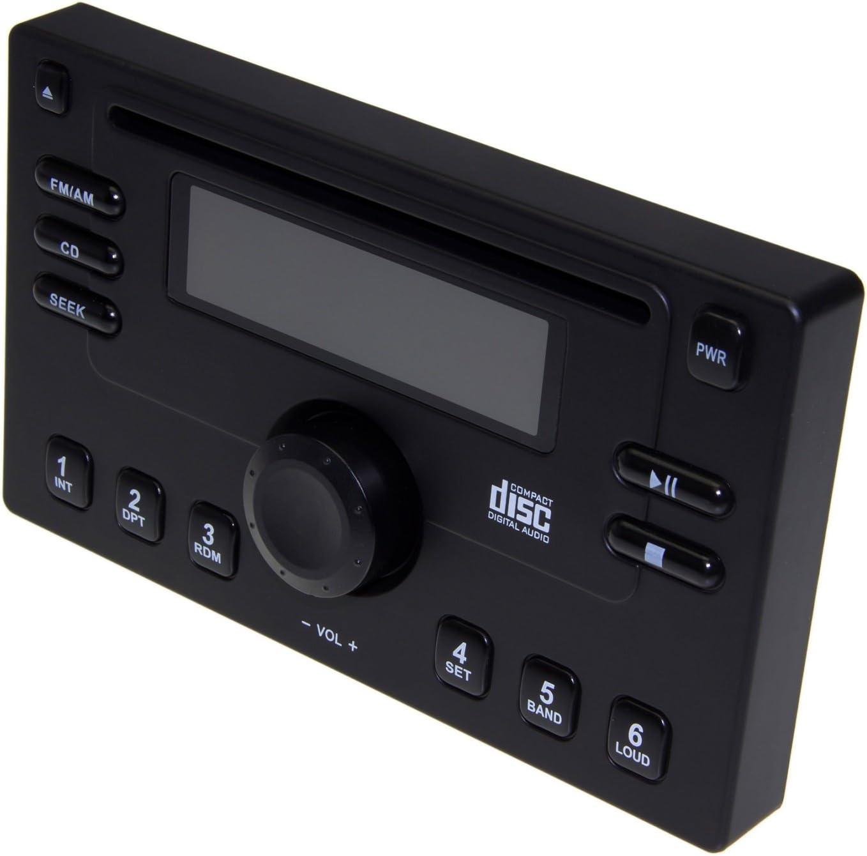 Adapter-Universe® Panel Universal de Seguridad antirrobo para 7 Paneles, 2 DIN, Radio de Coche, navegador: Amazon.es: Coche y moto
