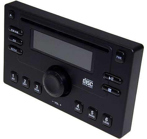 Tapa para cubrir hueco de la radio estéreo del coche, universal, doble DIN, marco adaptador, 22.307: Amazon.es ...