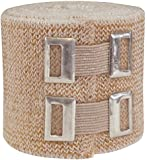 WellWear Elastic Bandage with Clips, 2 Inch, 12 Count (Pack of 12)