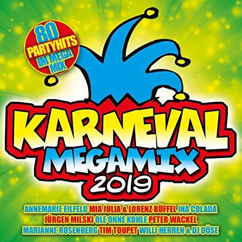 Karneval Megamix 2019 Various Amazon De Musik